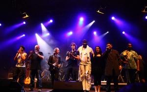 Afro Celt Sound System & Dhol Foundation, Town Hall, Birmingham