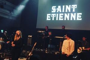 Saint Etienne, Queens Hall, Edinburgh