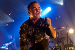 Future Islands, The Refectory, Leeds University