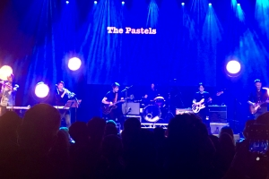NEU! Reekie! At The Edinburgh International Festival : The Pastels, Leith Theatre