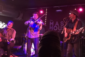 Gregory Alan Isakov, The Mash House, Edinburgh