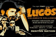 All Ages Halloween Gig With Lugosi And Restive Nation
